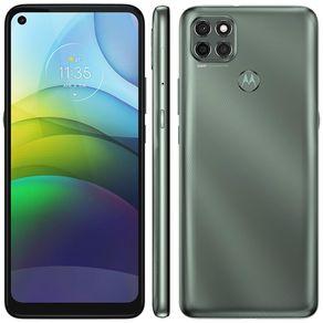 """Smartphone-Motorola-Moto-G9-Power-Verde-Pacifico-128GB-4GB-RAM-Tela-de-6.8""""-Camera-Traseira-Tripla-Android-10-e-Processador-Octa-Core-"""