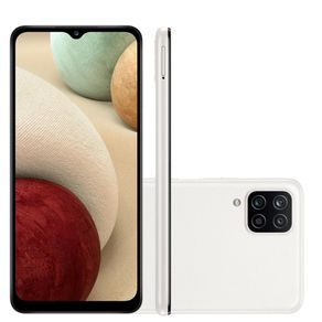 Smartphone-Samsung-Galaxy-A12-Tela-de-6.5-64GB-Octa-Core-4GB-RAM-Camera-Quadrupla-branco--