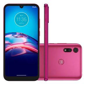 Smartphone-Motorola-Moto-E6i-6.1-Octa-Core-32GB-2GB-Camera-Dupla-rosa