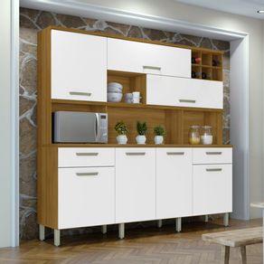 Cozinha-Nesher-Master-7-Portas-2-Gavetas-e-Adega-