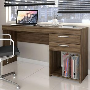 Escrivaninha-Office-Notavel-2-Gavetas-e-1-Nicho-NOGAL--