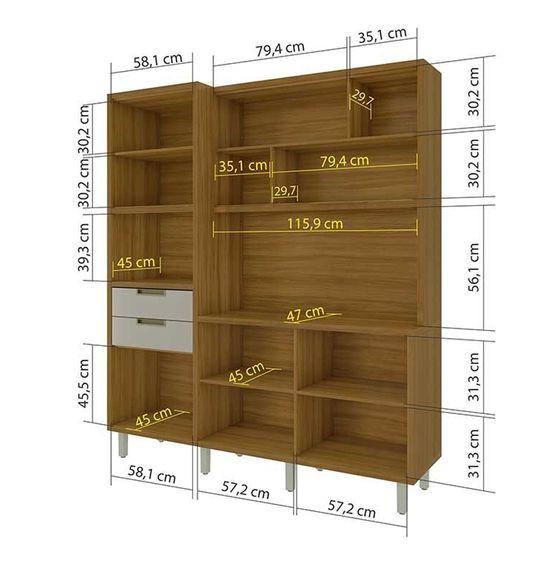 Armario-de-Cozinha-Nesher-Loft-Imperatriz-com-Nicho-para-Microondas-2-Gavetas-e-6-Portas-2