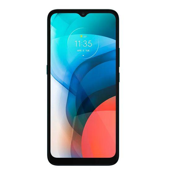 """Smartphone-Motorola-Moto-E7-32GB-2GB-RAM-Tela-de-6.5""""-Camera-Traseira-Dupla-Android-10-e-Processador-Octa-Core--aquamarine-2"""