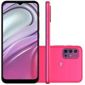 Smartphone-Motorola-G20-Tela-de-6.5-Dual-Chip-4GB-RAM-64GB-Camera-Quadrupla---Selfie-13MP-