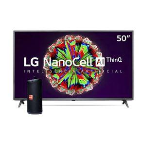 Smart-TV-LG-50-4K-NanoCell-NANO79SND---Caixa-de-Som-Portatil-Hayom-CP2705-Bluetooth-