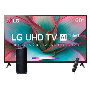 Smart-TV-LG-60-LED-UN7310-4K-UHD---Caixa-de-Som-Portatil-Hayom-CP2705-Bluetooth-