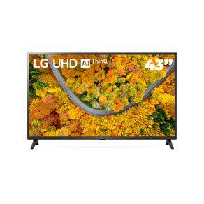 Smart-TV-LG-43---4K-UHD-43UP7500-WiFi-Bluetooth-HDR-ThinQ-AI-compativel-com-Inteligencia-Artificial