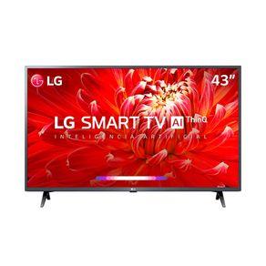 Smart-TV-LG-43---Full-HD-43LM6370-WiFi-Bluetooth-HDR-ThinQAI-compativel-com-Inteligencia-Artificial