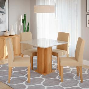 Mesa-de-Jantar-Cimol-Sophia-95-x-95-cm-e-04-Cadeiras-Maia