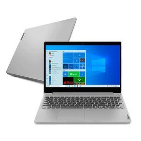 Notebook-Lenovo-Ideapad-3i-IML-Tela-15.6-Processador-i3-10110U-4GB-1TB-Windows-10