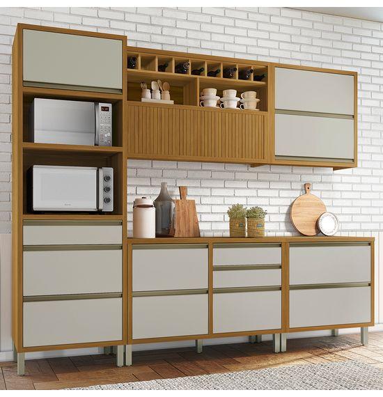 Cozinha-Compacta-Nesher-Baronesa-5-pecas