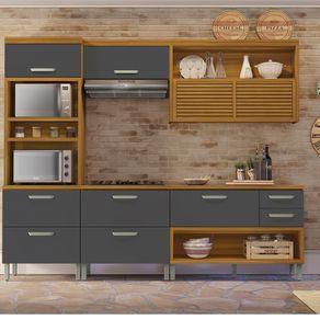 Cozinha-Compacta-Nesher-Princesa-4-Pecas-com-Torre-Quente