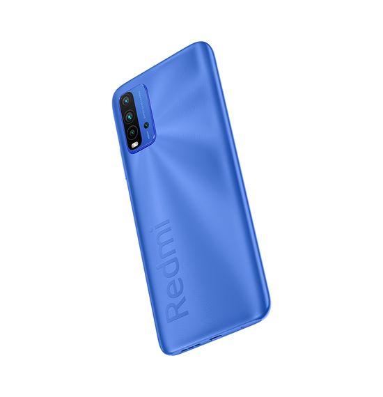 Smartphone-Xiaomi-Redmi-9T-Tela-653-4GB-RAM-7128GB-Camera-Quadrupla-48-8-2-2MP