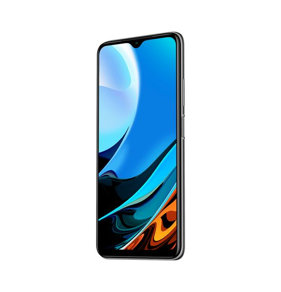 Smartphone-Xiaomi-Redmi-9T-Tela-653-4GB-RAM-128GB-Camera-Quadrupla-48-8-2-2MP